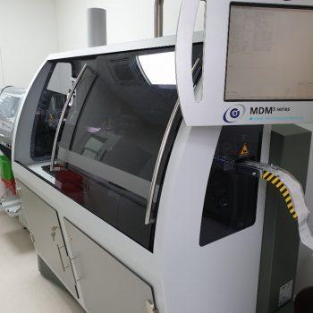 MDM - VisionControl Maschine im Überlick